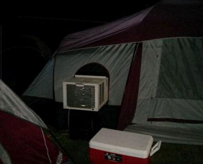 Camping Photos (36 pics)