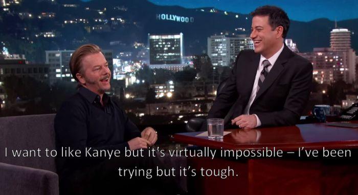 David Spade Tells The World Why He Doesn't Like Kanye West (9 pics)