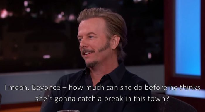 David Spade Tells The World Why He Doesn't Like Kanye West (9 pics)