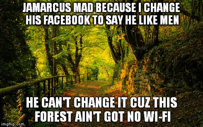 Ghetto Hikes Might Be The Funniest Thing On The Internet (23 pics)