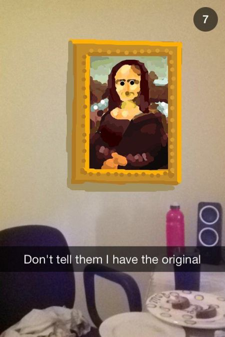 These Are The Kind Of Snapchats You Will Want To Keep (20 pics)