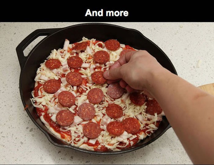 The Step By Step Guide To Making The Perfect Pizza (22 pics)