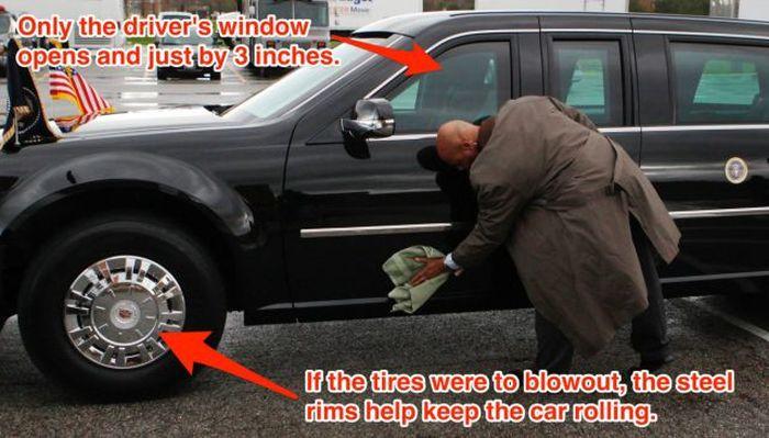 US President's Car (9 pics)