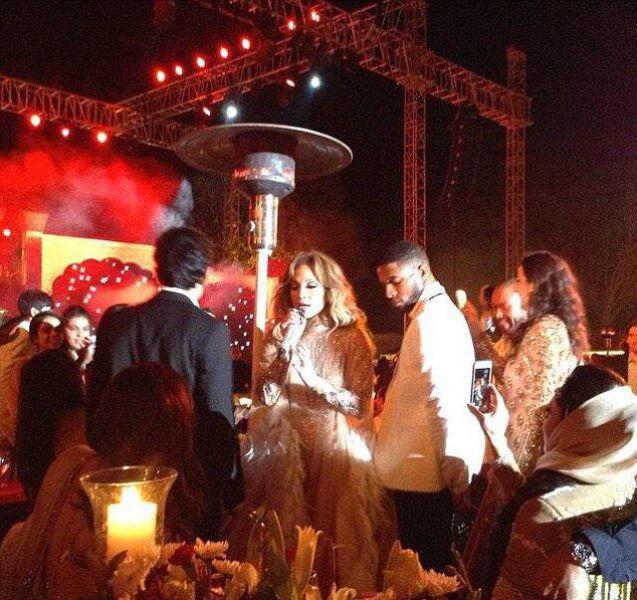 This Extravagant Indian Wedding Cost $23 Million (25 pics)