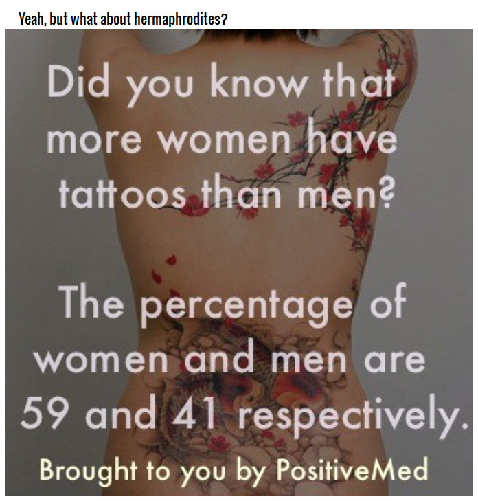 Funny Facts And Truths You Should Think About Before Getting A Tattoo (14 pics)
