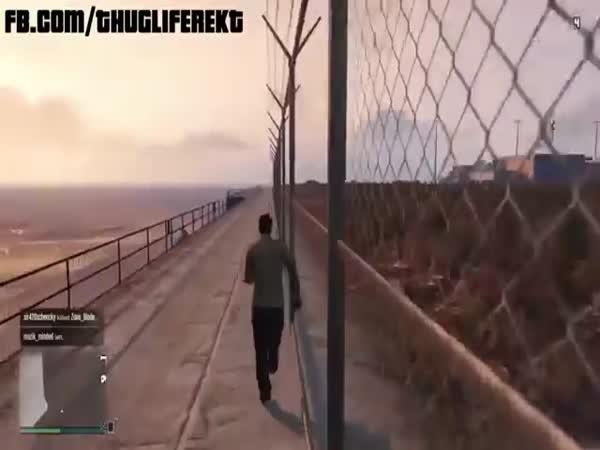 GTA 5 Thug Door