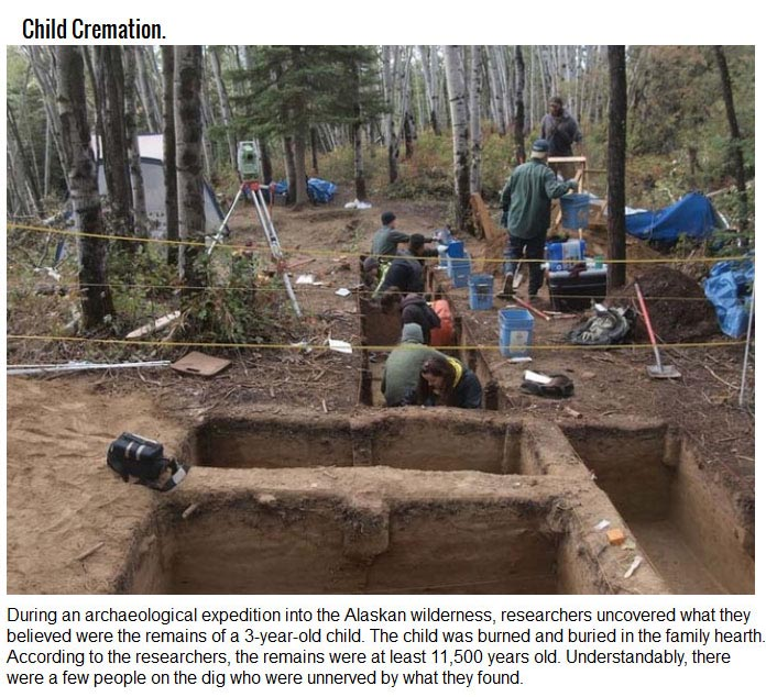 10 Disturbing Things Discovered By Archaeologists (10 pics)