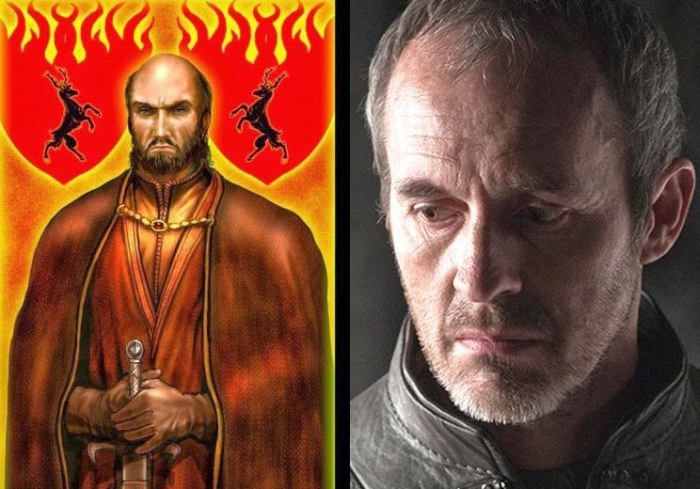 How Game of Thrones Characters Look Based On The Books Vs TV (20 pics)
