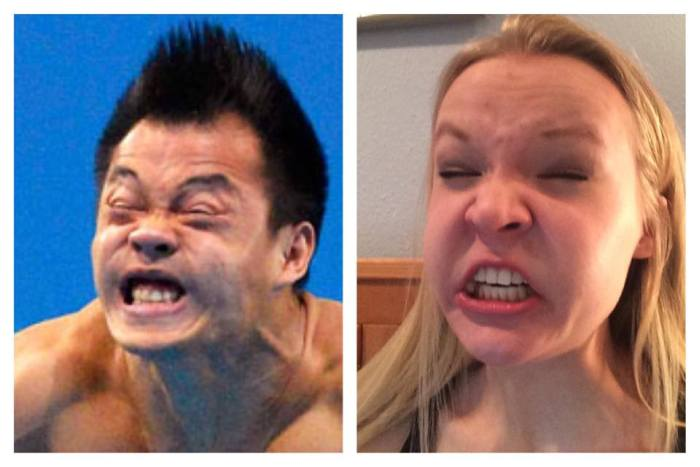 This Woman Has Done An Amazing Job At Imitating Famous Faces (47 pics)