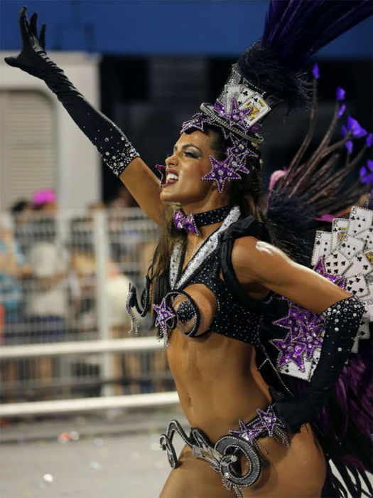 Brazilian Babes Are A Good Reason To Go To The Sao Paulo Carnival (57 pics)