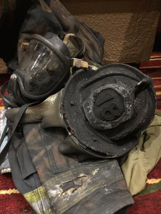 This Was A Bad Day To Be A Firefighter (4 pics)