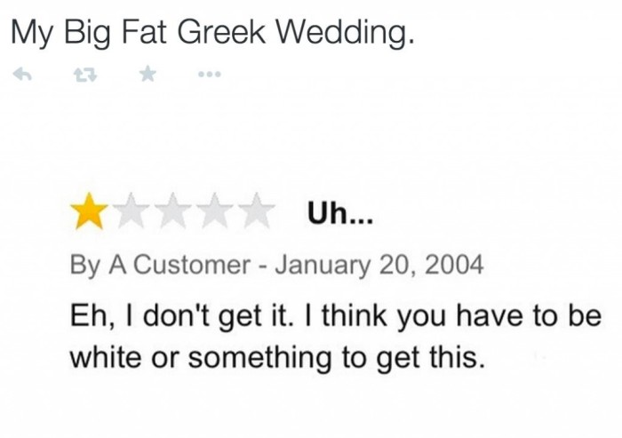 Hilarious Movie Reviews Found On Amazon (20 pics)
