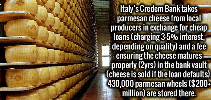 Fun Facts About Famous People, Famous Places And Famous Brands (34 pics)