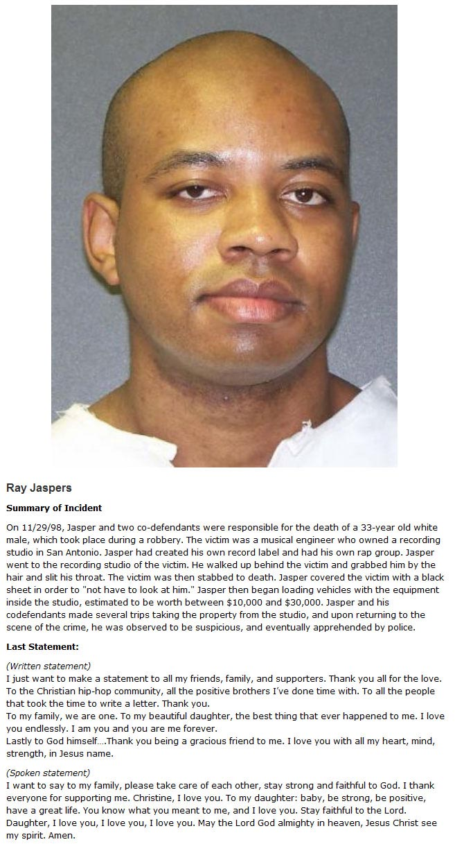 These Were The Last Words Of Death Row Inmates (10 pics)