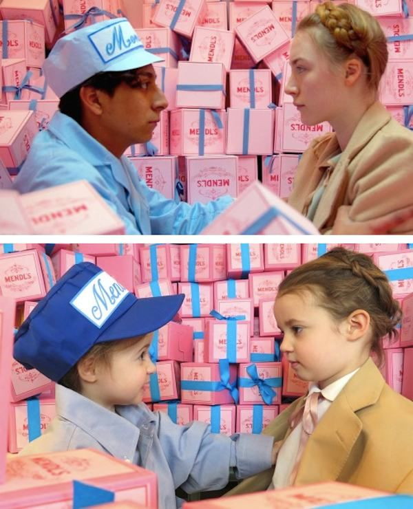 These Little Kids Recreated Scenes From 2015 Oscar Nominated Movies (6 pics)