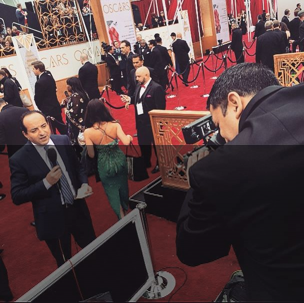 All The Best Celebrity Photos From The 2015 Oscars (55 pics)