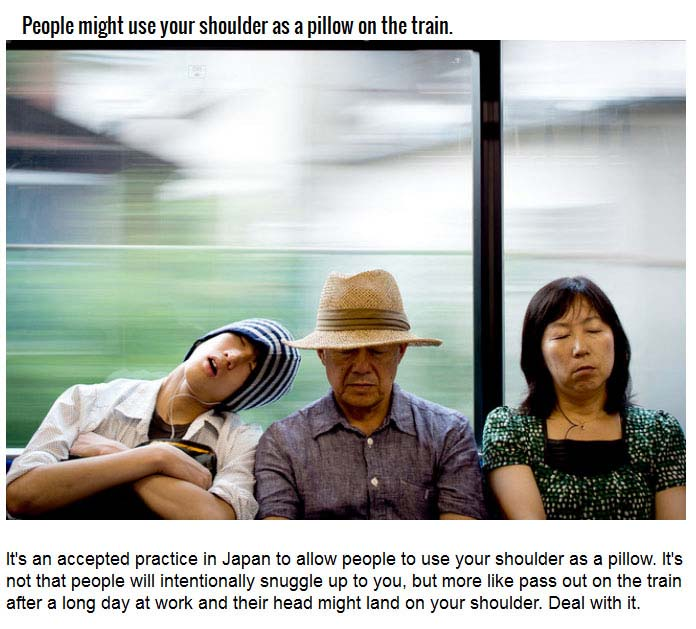 11 Real Japanese Customs You Will Probably Think Are Ridiculous (11 pics)