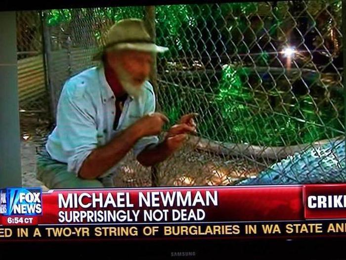 You Won't Believe These News Headlines Made It Onto TV (25 pics)