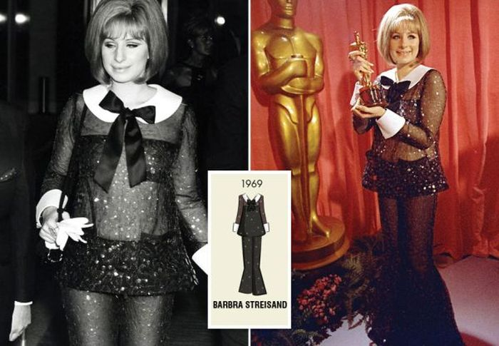 A Look At Oscar Winning Women Throughout History (14 pics)