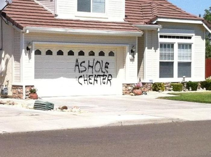 Revenge is Sweet (39 pics)
