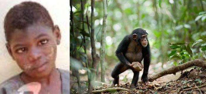 These 6 Children Were Raised By Wild Animals (6 pics)