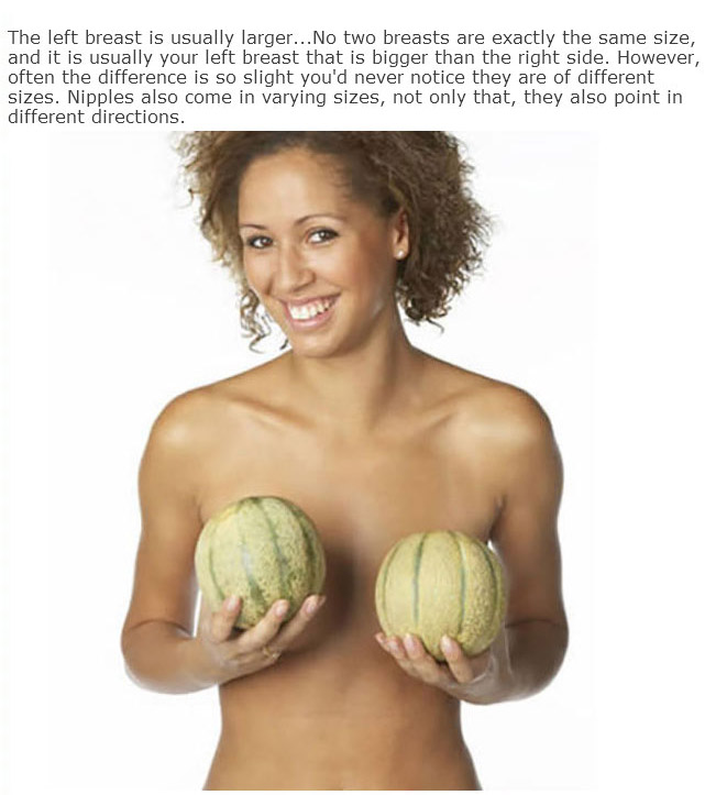 Truths About Boobs (16 pics)