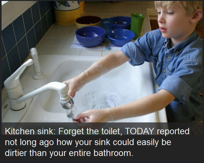 Yes It's True, These Everyday Things Are Dirtier Than Your Toilet (23 pics)