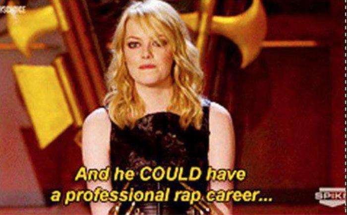 Emma Stone Let Her Brother Write Her Acceptance Speech (12 pics)