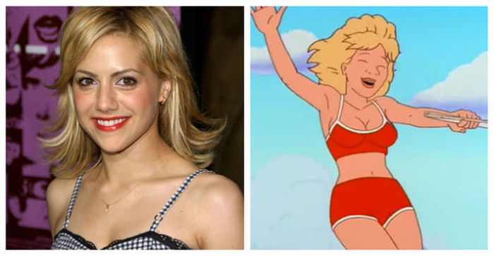 Cartoon Characters You Didn't Know Were Voiced By Celebrities (23 pics)