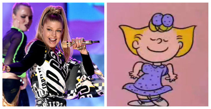 Cartoon Characters Voiced By Celebrities : Cartoon characters you didn t know were voiced by