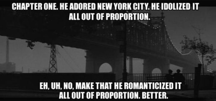 Unforgettable Opening Lines From Iconic Movies (35 pics)