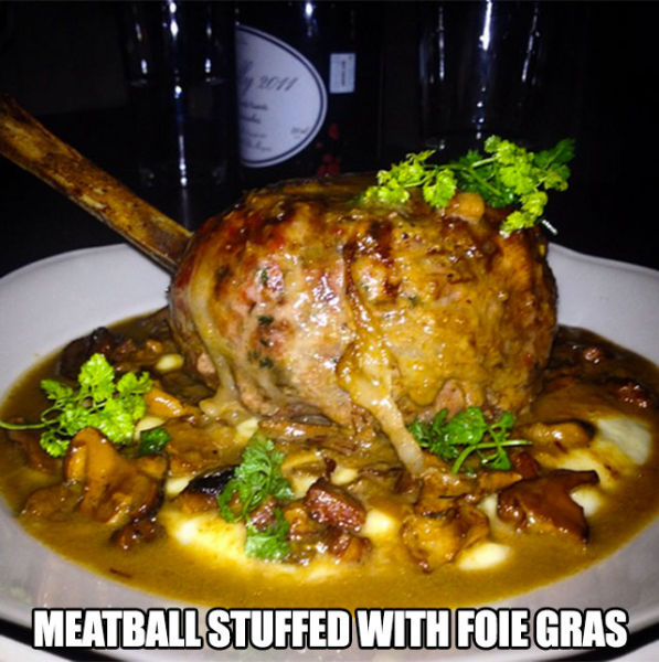 This Montreal Restaurant Has Some Interesting Gourmet Meals (19 pics)