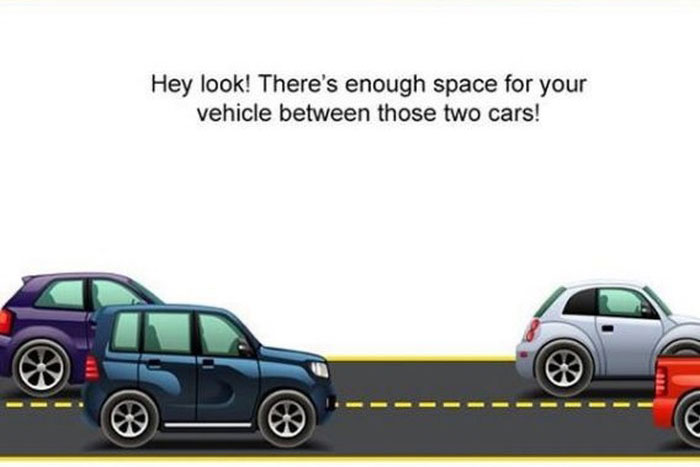 A Quick Lesson On How To Prevent Driving Accidents (7 pics)