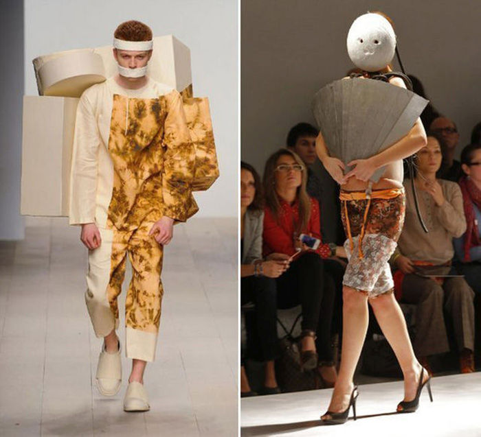 These Fashion Choices Are Just Too Crazy To Ever Be Cool (48 pics)