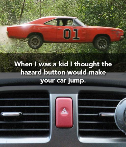The Stupidest Things Adults Believed When They Were Kids (35 pics)