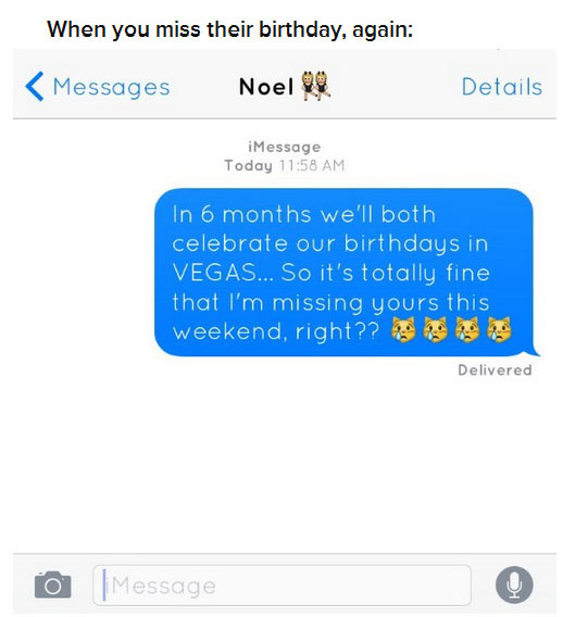 Texts That Only People With A Long Distance BFF Will Understand (18 pics)