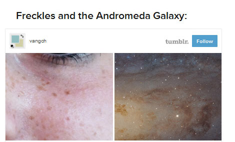 These 19 Beautiful Images Compare The Body And The Universe (19 pics)