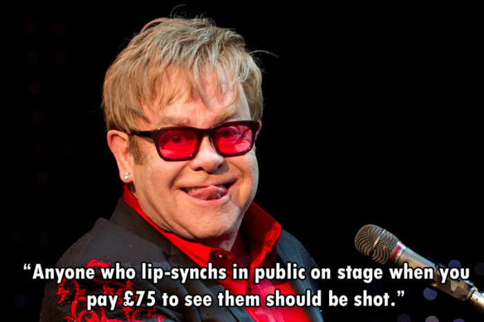 Funny, Mean And Offensive Insults Musicians Have Thrown At Each Other (29 pics)