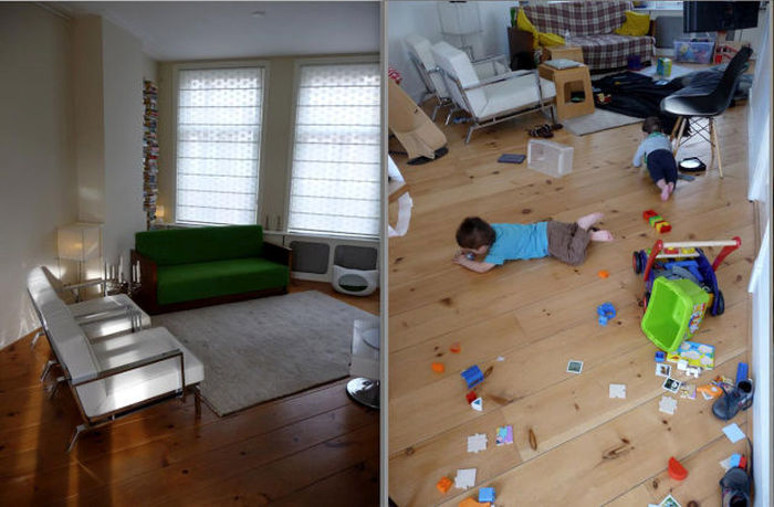 Parenting Is the Hardest Job (46 pics)