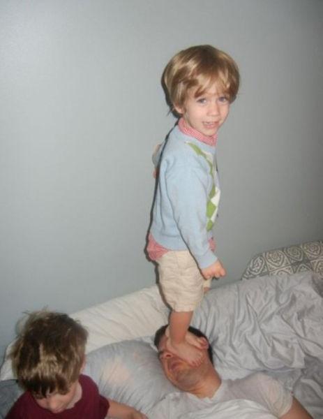 Parenting Is the Hardest Job (46 pics)