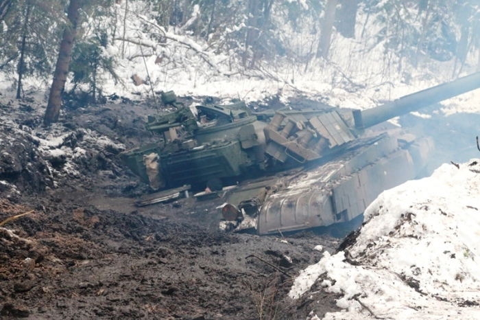 These Polish Tanks Got Stuck In The Mud (27 pics)
