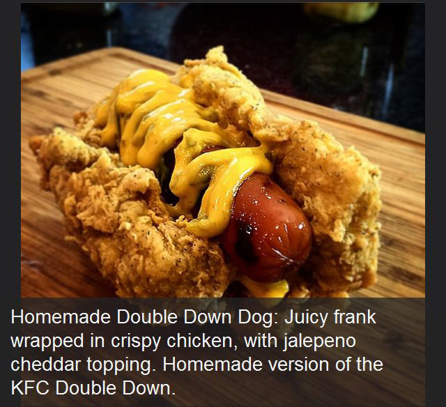 Different And Interesting Ways To Eat A Hot Dog (16 pics)