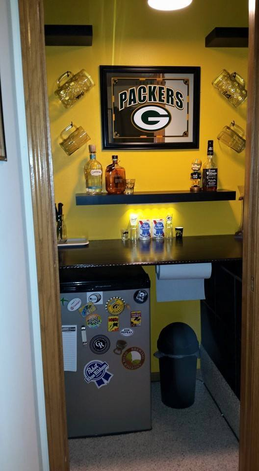 A Brand New Place To Hold The Booze (4 pics)