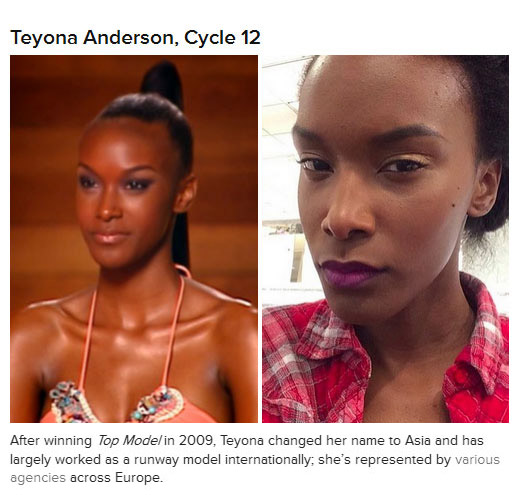 What Every America's Next Top Model Winner Looks Like Now (21 pics)