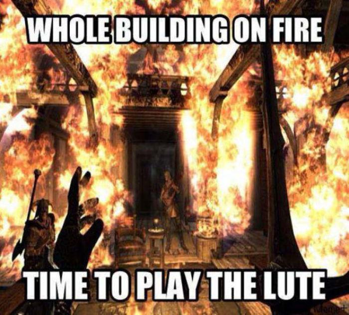 Gaming Logic That Just Doesn't Make Any Sense (34 pics)
