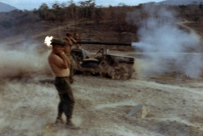 Historic Photos Of The Vietnam War (40 pics)