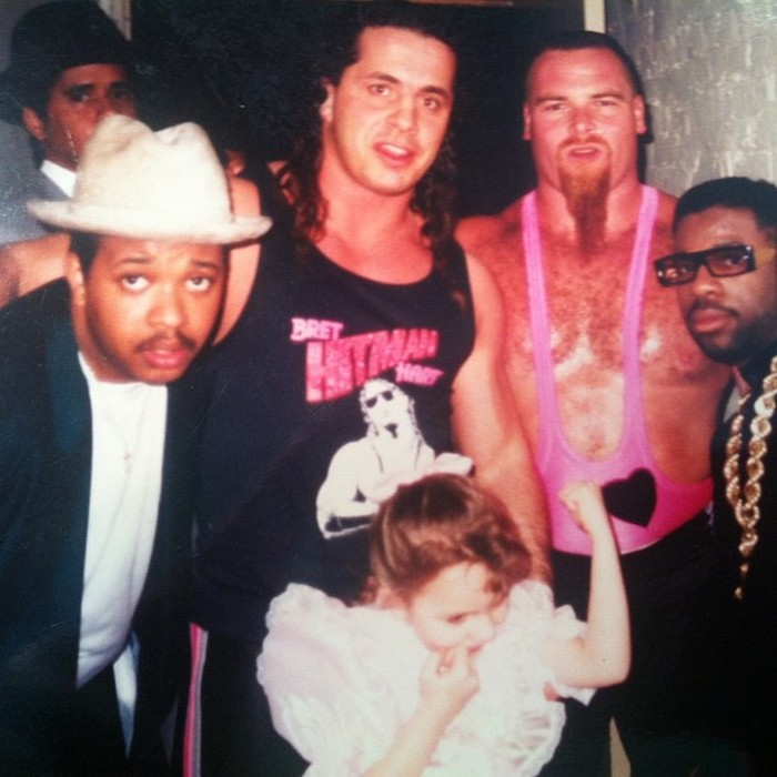 Pictures Of Wrestlers Outside The Ring (47 pics)