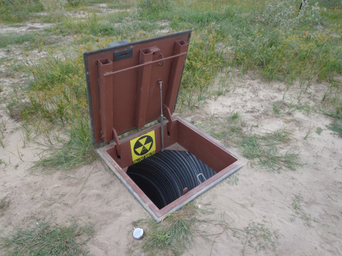 You Would Never Guess What's In This Hole In The Ground (29 pics)