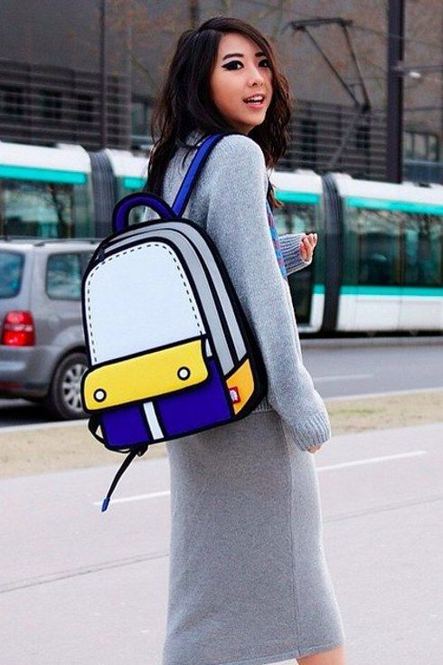No These Aren't Cartoons, They're Real Bags (11 pics)