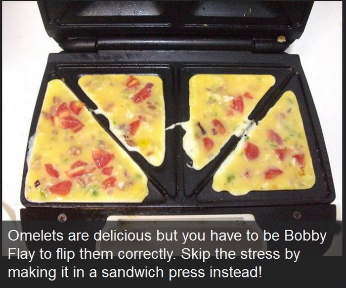 Life Hacks That Will Help You Make The Perfect Breakfast (18 pics)